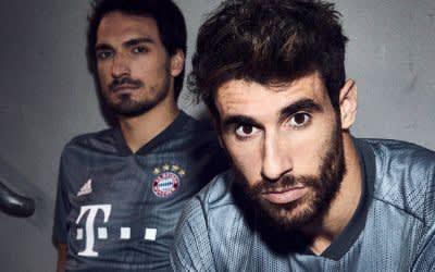 Das neue FCB-Champions-League-Trikot