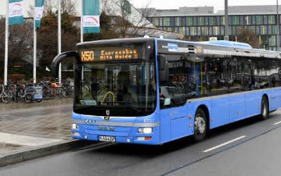ExpressBus-Linie X50