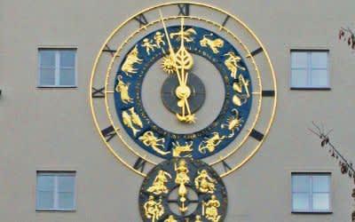 Astronomische Uhr des Deutschen Museums
