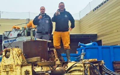 Gieinger Bräu: Start der Tiefbrunnenbohrung