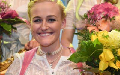 Veronika Ettstaller ist Bierkönigin 2019