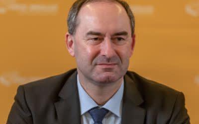 Bayerns Wissenschaftsminister Hubert Aiwanger