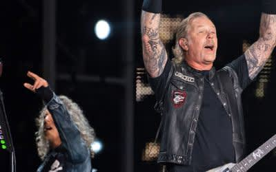 Metallica im Olympiastadion