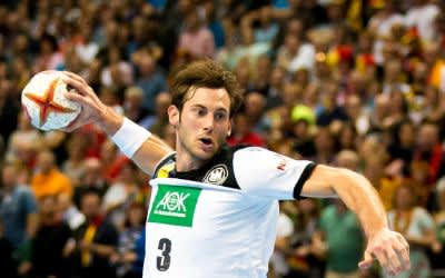 Uwe Gensheimer bei der Handball-WM
