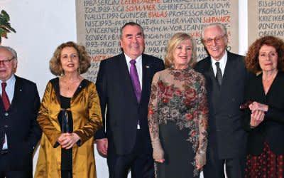 Verleihung der Ehrenbürgerwürde München.