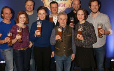Darsteller des Singspiels am Nockerherberg 2019