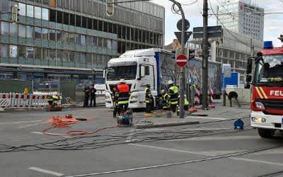 Am Hauptbahnhof kam es zu dem tragischen Unfall.