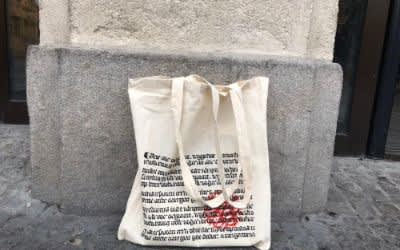 Stofftasche von Hugendubel