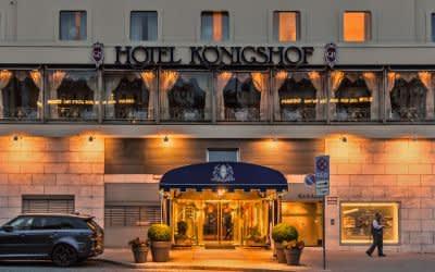 Hotel Königshof am Stachus