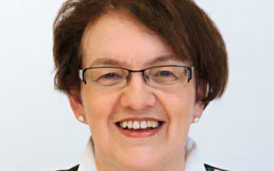 Bürgermeisterin Christine Strobl