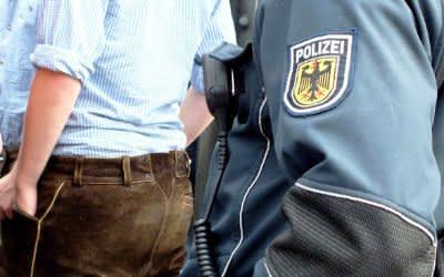 Bundespolizei Symbolbild