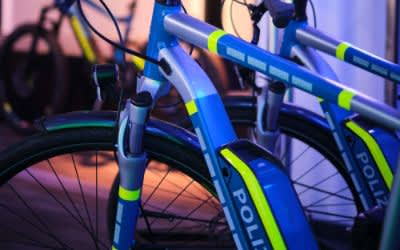 E-Bike der Polizei
