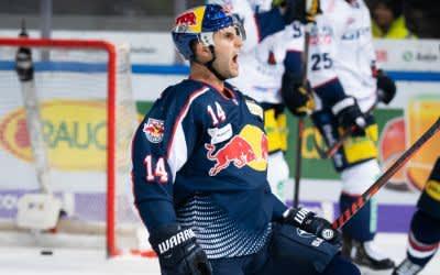 EHC Red Bull München gegen Eisbären