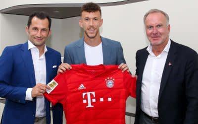 Ivan Perisic kommt zum FC Bayern