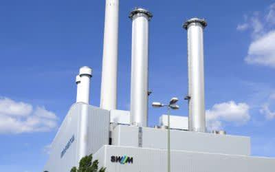 Heizkraftwerk Süd