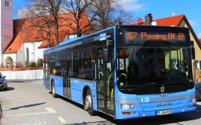 Die neue StadtBus-Linie 157