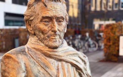 Denkmal für Helmut Dietl am Schwabinger Tor