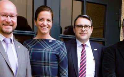 Vorstand des Münchner Sicherheitsforums