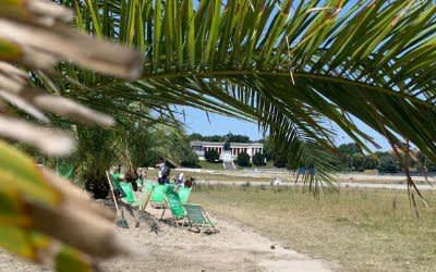 Palmengarten auf der Theresienwiese