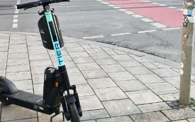 E-Scooter MVG Tier