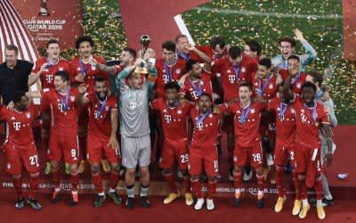 Der FC Bayern München hat die FIFA Klub-WM in Katar gewonnen
