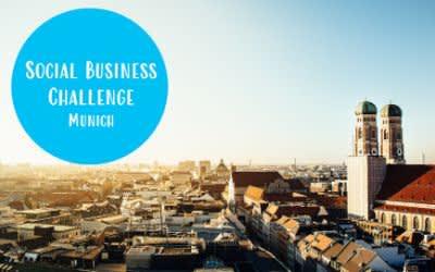 Wettbewerb Munich Social Business Challenge