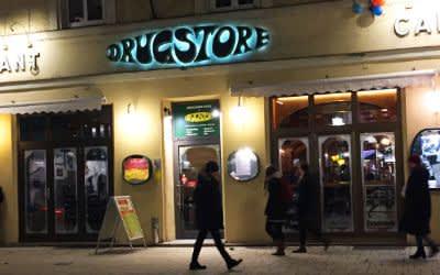 Drugstore Café und Bar in Schwabing
