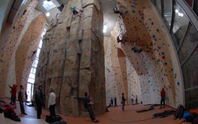 DAV Kletter- und Boulderzentrum München-Süd