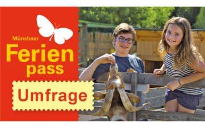 Umfrage zum Münchner Ferienpass