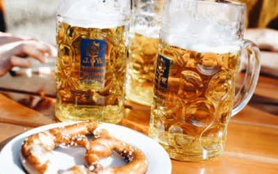 Biergarten, Freizeit, München