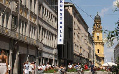 Kunsthalle in der Theatinerstraße
