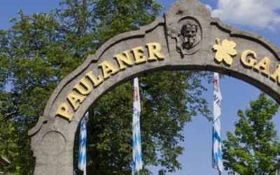 Paulaner-Biergarten am Nockherberg