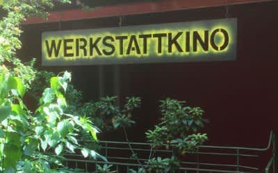 Das Werkstattkino in der Isarvorstadt