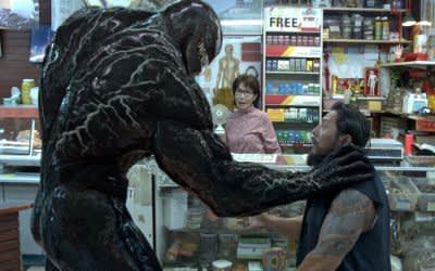 """Szene aus dem Film """"Venom"""""""