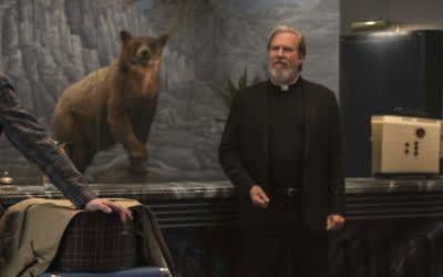 "Szene aus dem Film ""Bad Times at the El Royale"""