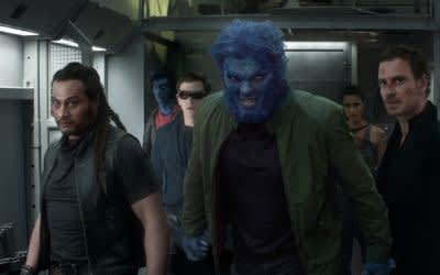 """Filmszene aus """"X-Men: Dark Phoenix"""""""