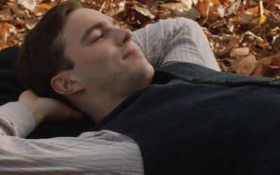 "Szene aus dem Film ""Tolkien"""