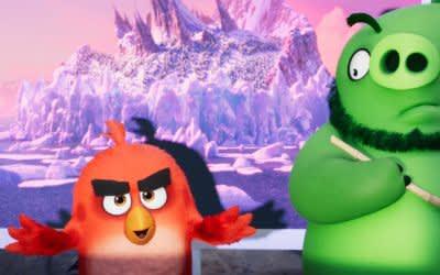 "Szene aus dem Film ""Angry Birds 2"""