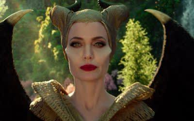 Angela Jolie in Maleficent 2