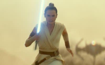 """Szene aus dem Film """"Star Wars: Der Aufstieg Skywalkers"""""""