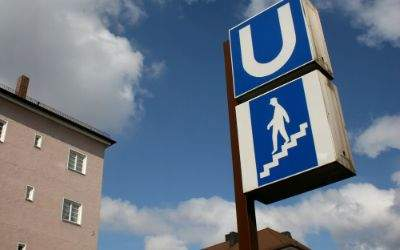 U-Bahn-Schild