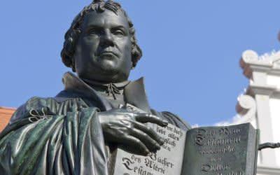 Martin Luther - 500 Jahre Reformation
