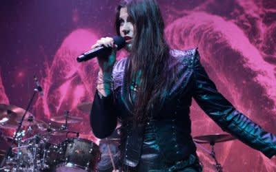 Nightwish-Konzert mit Floor Jansen