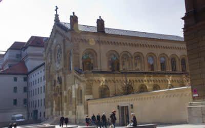 Allerheiligen Hofkirche der Residenz