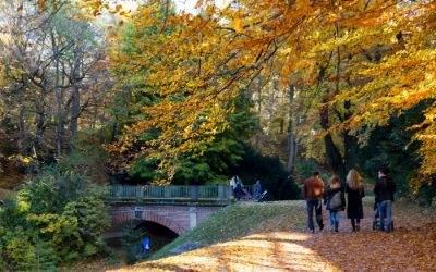 Maximiliansanlagen in München