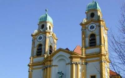 St. Michael Berg am Laim