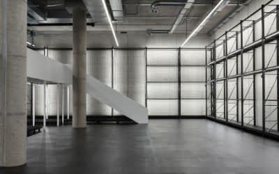 Neuer Raum für die Pinakothek der Moderne: X-D-E-P-O-T