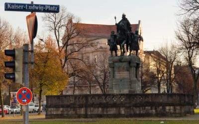 Kaiser Ludwig Platz