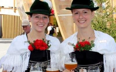 Impressionen vom Zentral-Landwirtschaftsfest.