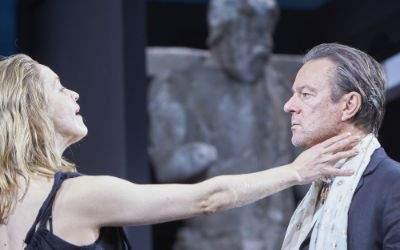 Valery Tscheplanowa (Antigone), Norman Hacker (Kreon)